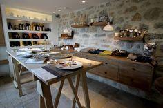 Restaurant l'Amandier de Mougins - Robert Deniau | architecture - décoration