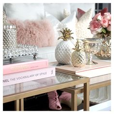 Gorgeous decor from Composition Lane