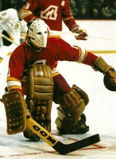 Phil Myre - Atlanta Flames