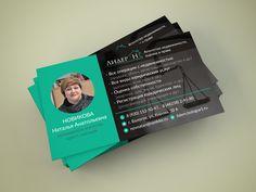 Business card  lawyer / Визитная карточка. Агентство недвижимости, оценки и права. Юрист, оценщик