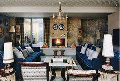How Maddux Creative turned a factory into a family home (houseandgarden.co.uk)