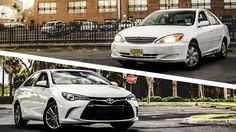 Is A Brand New Toyota Camry Exactly The Same As One Made 12 Years Ago?