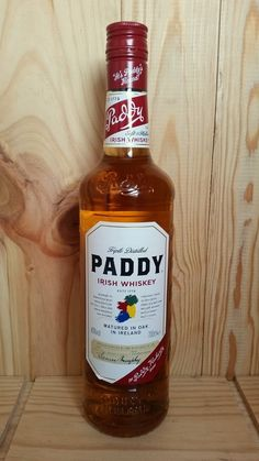 Paddy Irish Whiskeyis made by Irish Distillers, a subsidiary of the French spirits company, Pernod Ricard SA. They are the largest producers of Irish Whiskey and also make Jameson, Powers, Midleton, Redbreast and Green Spot whiskies. The origin of the Paddy Irish Whiskeybrand name has a genuine Irish history. In the region of Munster, Cork …