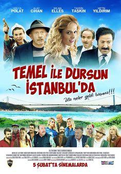 Temel ile Dursun İstanbul'da 720p Yeli Film İzle