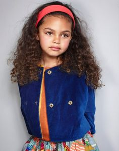 Beautiful little girl with long curly hair and amazing hazel eyes Cute Mixed Babies, Cute Babies, Baby Kids, Dream Kids, Dream Baby, Dance Outfits, Kids Outfits, Cute Outfits, Beautiful Children