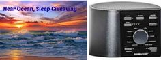 Sleep So good with the ocean, waterfall, fireplace, & More Sounds Sleep Therapy, Christmas Gift Guide, Great Night, Get Healthy, Helping People, Giveaways, Saving Money, Waterfall, Ocean