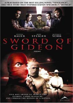 Sword of Gideon - ****- Steven Bauer, Rod Steiger, Michael York - Netflix