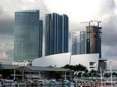 Edificios en Miami - USA
