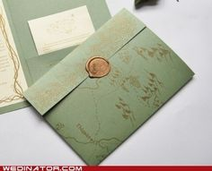 Lord of the Rings Wedding Invitations- Nerdy/Geeky Invitation Set ...