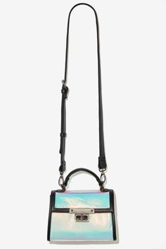 Nasty Gal x Nila Anthony Hologram At Me Bag | Shop Accessories at Nasty Gal!
