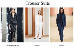 25 Spring Trends You Can Really Wear: Trouser Suits