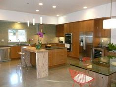 Kitchen Tile Ideas for Attractive and Durable Kitchen Design_2