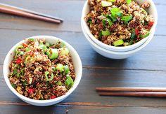Quinoa+Bowls:+One+Bowl,+1000Possibilities
