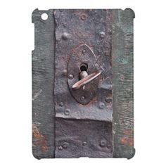 Old lock with key iPad mini cases. #rustic #vintage #lock #old #locked Available at http://www.zazzle.com/old_lock_with_key_ipad_mini_cases-256241979983242155?rf=238464442738264151