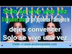 Azucar Moreno - Solo se vive una vez