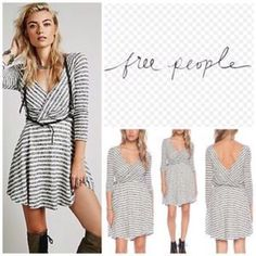 Free People Dress With Tags