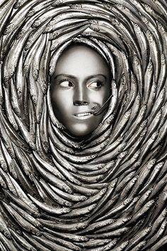 Photo by surrealist Turkish photographer Murat Suyur.