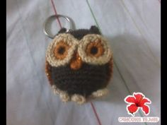 Amigurumi Llavero Tutorial : llaveros, portalapices.. ENCONTRADO POR INTERNET on ...