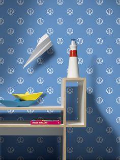 Johan / non-woven wallpaper / lavmi