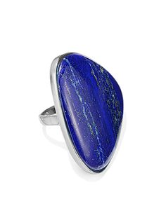 Friday, August 30, 6 PM: Jewelry Television lapis lazuli ring. For details on how to enter, visit allure.com/go/calendar #FreeStuff