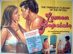 Lemon_Popsicle(Growing up) - 1978 Lemon Popsicles, 1970s Movies, Bobby Vinton, Bill Haley, Film Story, Tv Ads, Drama Film, Series Movies, Classic Movies