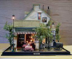 El mundo mini de Pilar: Más casitas de Toshio Honzawa