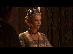 Snow White and the Huntsman - On the Set: Beauty and Evil