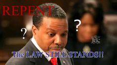 The Israelites: God's Law Still Stands