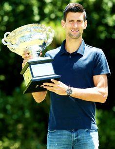 Novak Djokovic, Yes my man