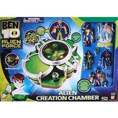Cámara de Creación de Alienigenas de Ben 10