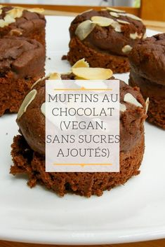 Double Chocolate Muffins, Chocolate Pancakes, Vegan Chocolate, Chocolate Cake, Vegan Vegetarian, Vegetarian Recipes, Sweet Potato Gnocchi, 1200 Calories, Healthy Eating Recipes