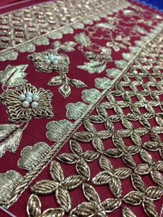Order contact my whatsapp number 7874133176 Zardosi Embroidery, Tambour Embroidery, Blackwork Embroidery, Hand Work Embroidery, Couture Embroidery, Indian Embroidery, Embroidery Fashion, Hand Embroidery Designs, Mode Abaya