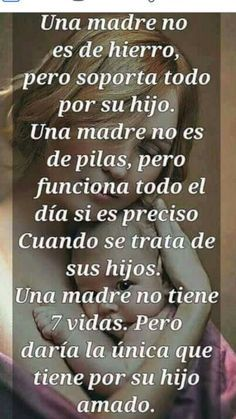 Fake Family Quotes, Mommy Quotes, Mothers Day Quotes, True Quotes, Cute Spanish Quotes, Spanish Inspirational Quotes, Good Morning Messages, Good Morning Quotes, Mother Day Message
