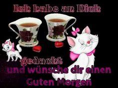 Guten Morgen - Kaffee und 6 wären jetzt gut☕❤️Frühstück☕❤️Sandmann, Zoobe, Animation - YouTube