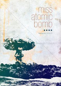 miss atomic bomb / 1