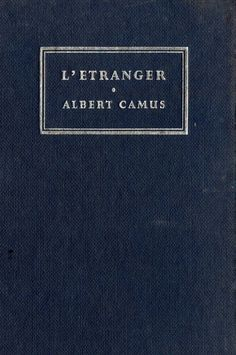 Albert Camus, The Stranger