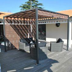 Salon de jardin MARBELLA 2 m + 8 Fauteuils Figueras | Jardin | Pinterest