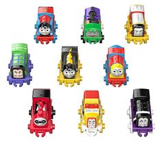 Gifts ideas :Fisher-Price Thomas the Train DC Super Friends Character no.1 - 9 Pack-  -- To view further, visit now : Birthday Gifts