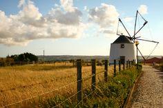 Moinhos de Vento - Windmills - Lourinha, Lisboa