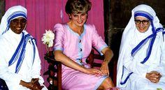 In New Delhi. - Feb 1992 _ Suite - Mother Teresa's House _  15 Feb 1992