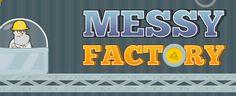 لعبة المصنع الفوضي لعبة حلوة من العاب اكشن الرائعة جداً علي العاب فلاش ميزو.