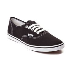 Low profile version of the classic Vans for those that want the style for everyday wear. Features include a canvas upper and a micro-waffle rubber outsole.