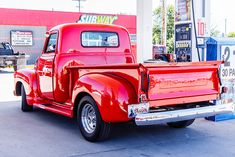 ProTouring Classic '51 Chevy Pickup my dad had one of