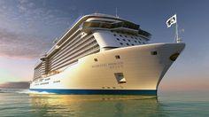 Princess Cruises has revealed the 2017 inaugural sailings of the line's newest ship Majestic Princess.