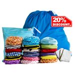 Lil Bums Cloth Diaper Starter Kits