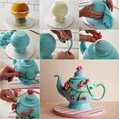 Bellart Atelier: 7 passos a passos de decoração de bolos