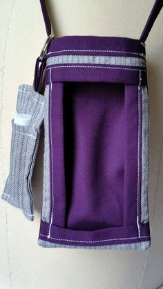 iPhone 6 Fabric Cell Phone Pouch, Smart Phone Pouch, Cross Body ...