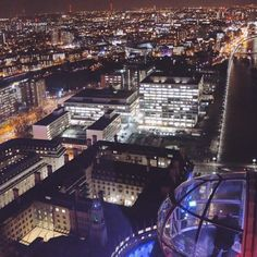 #NYU #London |  The Official London Eye