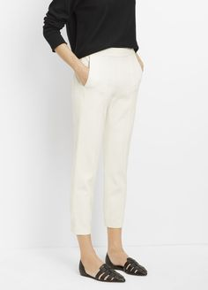 d771bb80bec Vince Cupro Cotton Easy Pull On Pant Pull On Pants