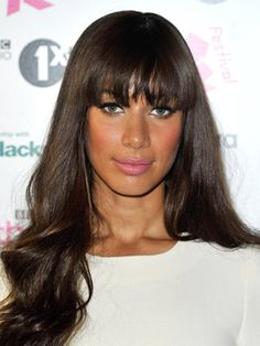 Leona Lewis Hairstyles - May 23, 2011 - DailyMakeover.com